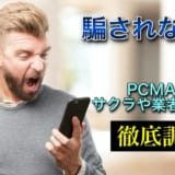PCMAXにいるサクラ・業者の特徴