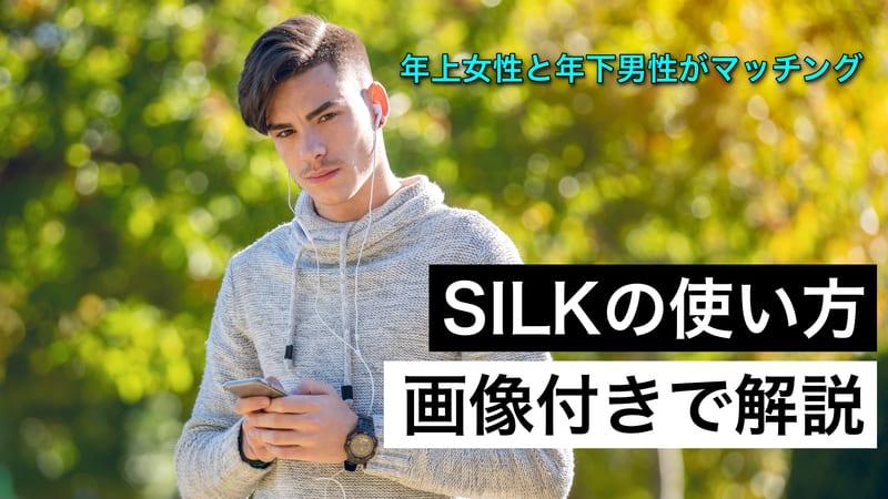 SILKの使い方